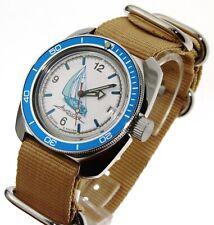 Vostok Amphibia diver watch 200m. sub. 710615