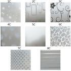 200 x 60CM Bedroom Bathroom Home Glass Window Privacy Film Sticker PVC Frosted