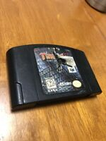 Turok 2 Seeds Of Evil Nintendo 64 Game Cartridge Authentic Tested & Working