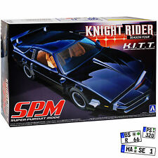 Pontiac Firebird Knight Rider Kitt Season Four Kit Kit 1/24 Aoshima Model A