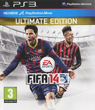 Fifa 14 Ultimate Edition (Calcio 2014) PS3 Playstation 3 IT IMPORT