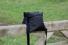 Bean Bag Med Double UNFILLED Rifle/Airgun Support BLACK  Waterproof & Liner