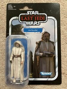 Star Wars Vintage Collection Luke Skywalker VC131 Brand New The Last Jedi