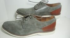 Oxford Gray Mens 12 Shoes Lace Up Sonoma