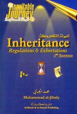 Inheritance : Regulations and Exhortations 2nd Edition (Muhammad al-Jibaly