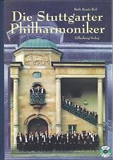 Les stuttgart philharmonique-Mûre-Livre + CD un portrait historique-NEUF