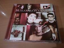 CD MIRANDA WARNING