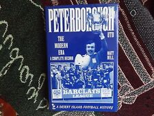 Peterborough United: The Modern Era - A Complete Record by Matt Hill (Hardback,