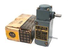NEW ALLEN BRADLEY 802T-AMP LIMIT SWITCH SER.F 802TAMP