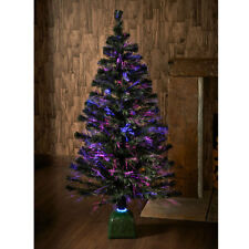 Brand New Fibre Optic Green Christmas Tree 5ft indoor/Outdoor Use
