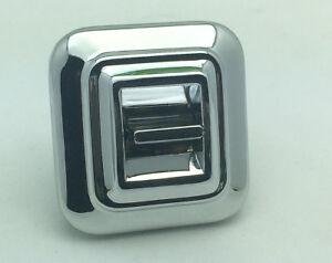 1958 - 1970 GM POWER WINDOW SWITCH WITH ROUND CORNERS PW4432790 (1 BUTTON) NEW