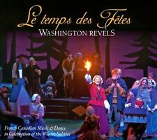 le temps des fetes Washington Revels Audio CD