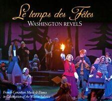 Washington Revels le temps des fetes CD