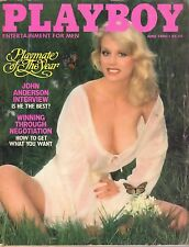 June 1980 Playboy Dorothy Stratten Ola Ray From Thriller Video