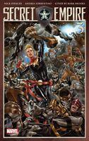 SECRET EMPIRE #3 (OF 9) MARK BROOKS COVER CAPTAIN MARVEL COMICS