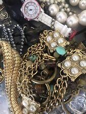 Job Lot Costume Jewellery Necklaces Etc, Wear, Dress Up,Harvest Craft 2Kg Kilo