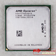 AMD Opteron 175 Dual-Core CPU (OSA175DAA6CD) Socket 939 2.2/2M/1000 Free ship