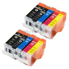10x TINTE DRUCKER PATRONEN IP5200R IP5300 IX4000 IX4000R IP4500 IP4500X IP5200