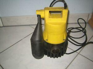 JUNG U3K+KS Niro/2 PUMPE Schmutzwasserpumpe