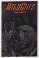 WildC.A.T.S Trilogy 1 (Jun 1993 Image) Foil Cover [1st Appearance Gen 13] Lee