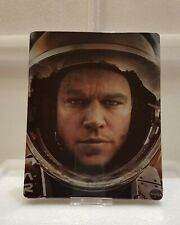 The Martian (2D + 3D Blu-ray SteelBook) [Italy]