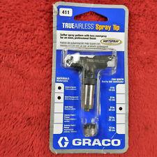 New listing Graco TrueAirless 411 Spray Tip Tru411