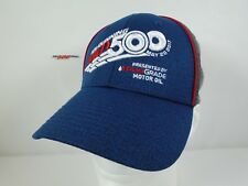 New 2017 Indianapolis 500 101ST Running Event Hat PennGrade Motor Oil Cap S / M