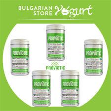 5 Pack - Proviotic – First 100 % Vegan and 100% Alergen Free Probiotic 30 Cap