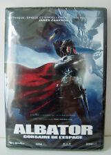 DVD neuf _ALBATOR Corsaire de l'Espace_ Film d'Animation Shinji ARAMAKI