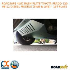 Roadsafe 4wd Bash Plate Toyota Prado 120 8-12 Diesel SWB  LWB 1st Plate BP032A-1