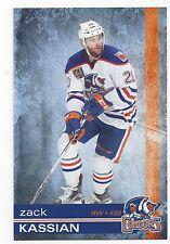 2015-16 Bakersfield Condors (AHL) Zack Kassian postcard