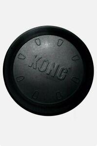 KONG Extreme Flyer Dog Frisbee Toughest Durable Rubber 24cm