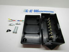 Polypropylene Electrical Junction Box With 7 Terminals