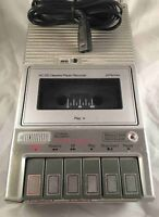 Vintage JCPenney AC/DC Cassette Player / Recorder Model 681-6568 Cat. # 851-1396
