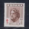 ESPAÑA (1948) NUEVO SIN FIJASELLOS MNH - EDIFIL 1042 (50 + 10 cts) LOTE 1