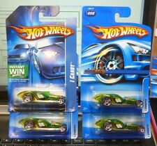 LOT of 4 ( CARD VARIATIONS ) 2006 HOT WHEELS - I CANDY #202