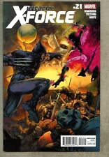 Uncanny X-Force #21-2012 nm- X-Men Marvel