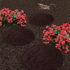 More details for rubber garden stepping stones recycled durable eco-friendly non-toxic step stone