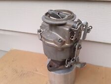 VINTAGE NOS ROCHESTER SINGLE BARREL CARBURETOR CHEVROLET 235/216 #7015011 G2