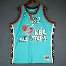 100% Authentic Shaquille O'neal Mitchell Ness 96 All Star Swingman Jersey 2XL 52