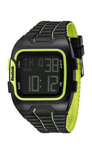 Reebok Workout SZ1 Black Green Quartz Digital Unisex Watch RF-WS1-G9-PBPB-BY