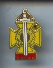 RARE PINS PIN'S .. SPORT ESCRIME FENCING EPEE ARMEE ARMY ¤1S