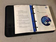 VW Bora proprietari manuale Pack e Wallet. 1999 - 2005 # 3