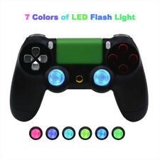 LED Analog Thumb Sticks Mod Lighted Thumbsticks Joystick for Sony PS4 Controller
