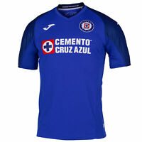 Joma 2019-20 Cruz Azul Home Jersey - Blue