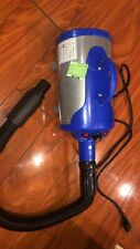 SHELANDY 3.2HP Stepless Adjustable Speed Pet Hair Force Dryer Dog Grooming Blowe