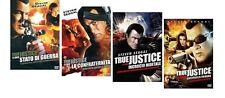 Dvd TRUE JUSTICE - EL SAGA - (4 DVD) Steven Seagal NUEVOS