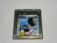 NINTENDO GAME BOY COLOR SPIEL CARL LEWIS ATHLETICS 2000