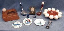 SMALL LOT GOLF COLLECTIBLES