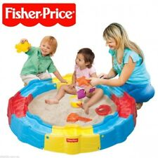 Fisher Price Build and Play Sandbox Sand and  Water Play Kids Toy New